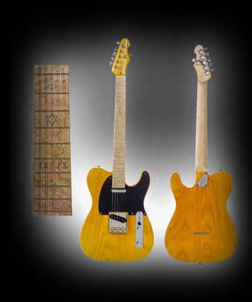 Rabbi Simenowitz's Guitars